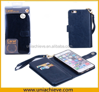Latest design For iphone 6 case, PU leather case for iPhone 6
