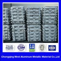 high quality aluminum alloy ingot ADC12
