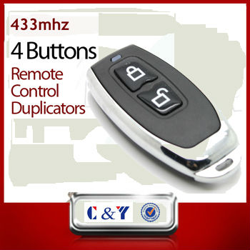 Variable Frequency Garage/Gate/Car wireless made for you remote control codes CY027