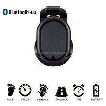 BLE Pedometer Bluetooth 4.0 Foot Pod with 3D sensor Fit for iPhone4S/5, ipod touch 5