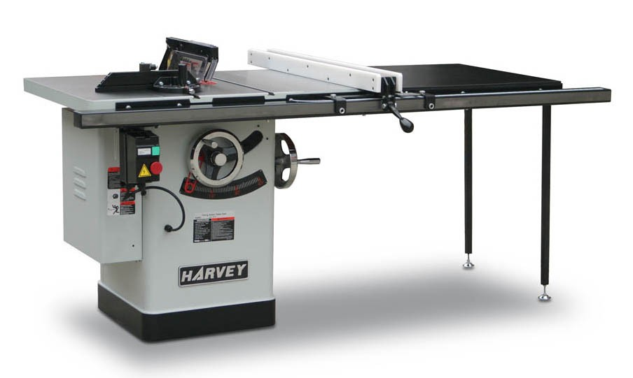 "HW110LG-50 10"" Left Tilting Arbor Riving Knife Woodworking Table Saw"