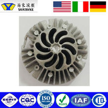 YONTONE! ISO9001 Ningbo Beilun Factory Made OEM Aluminium LED Lamp Die Cast Heatsink