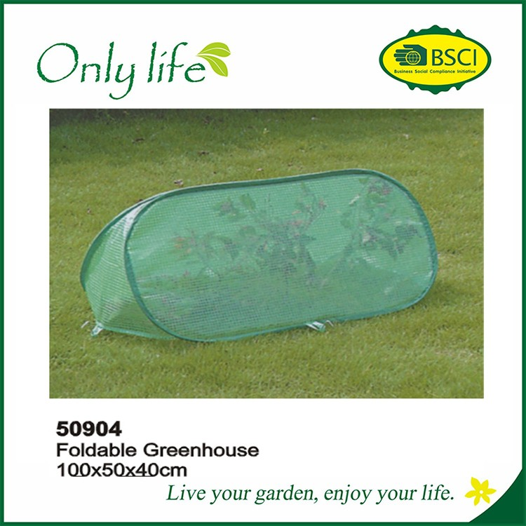 Onlylife customized color and size PE film greenhouse tunnel