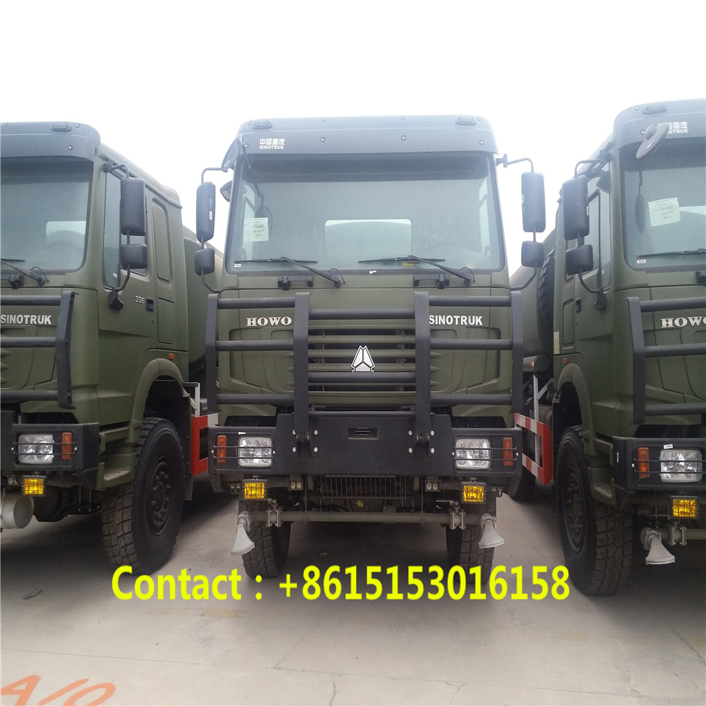 Rwanda 4S shop stock dump truck with local after sale service