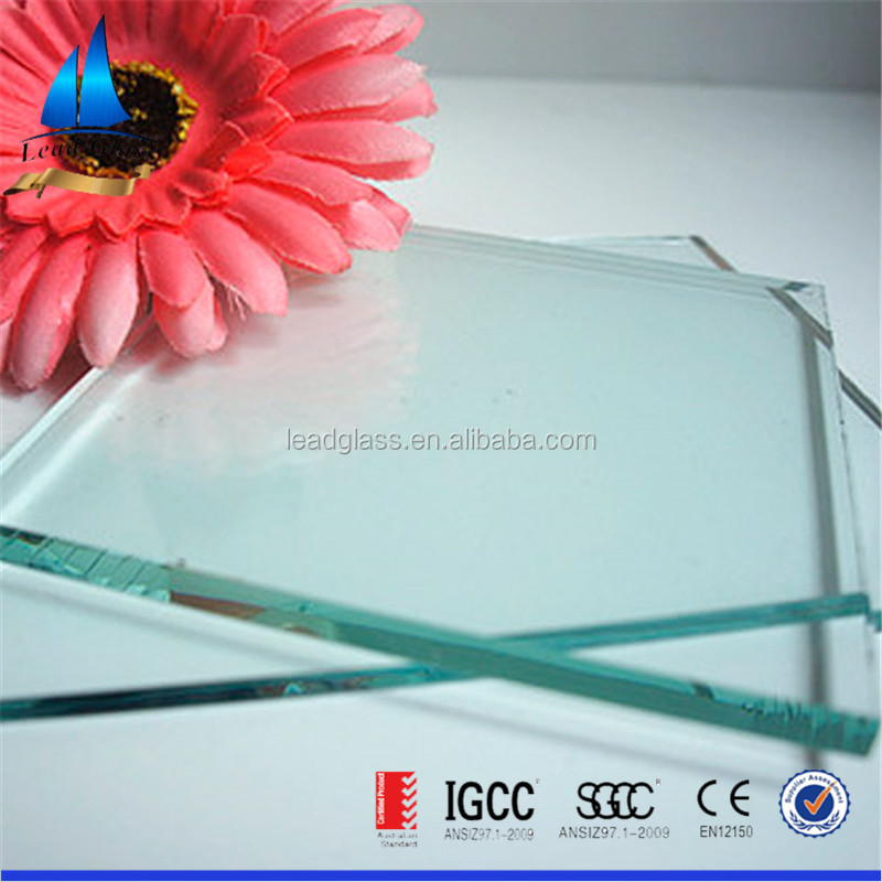 8mm 10mm 12mm standard competitive price tempered glass fence panel for swimming pool