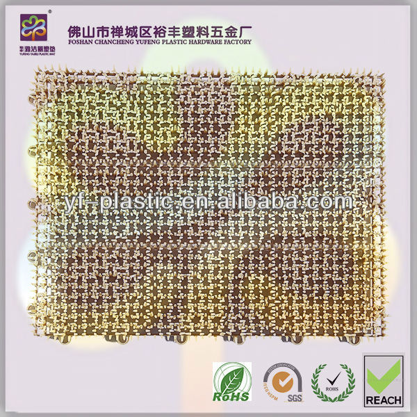 New Design Colorful Grass Seed Mats