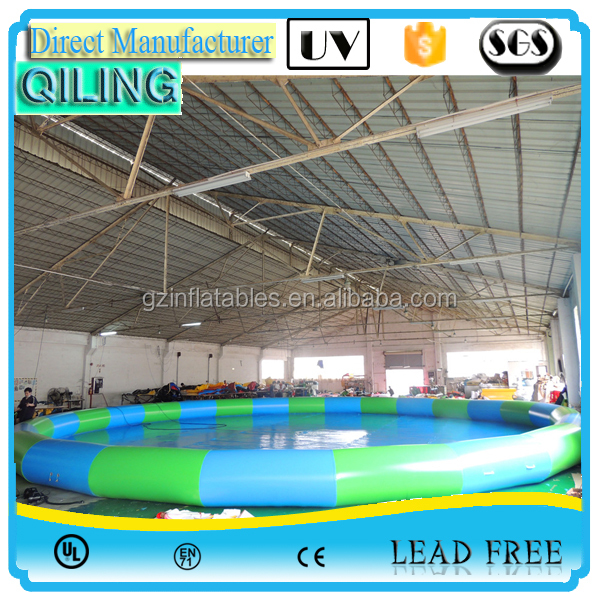 Recreation family inflatable pool square above ground jumbo swimming pools round pvc water pool Square swimming pools for sale