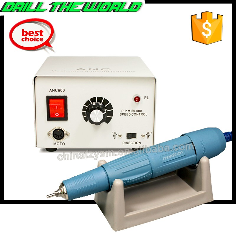 China supplier high speed original saeyang marathon portable micro motor handpiece dental lab equipment