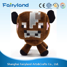 Online wholesale hot sale carton game toy <strong>plush</strong> soft material toy for kids
