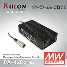 MEANWELL PA/PB-120 13.8V 27.6V 55.2V Portable Power Supply Battery Charger