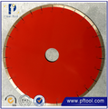 Premium quality diamond saw blade for marble agate cutting