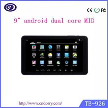 android tablet manufacturers China , android tablet with usb host , dual core android tablet pc