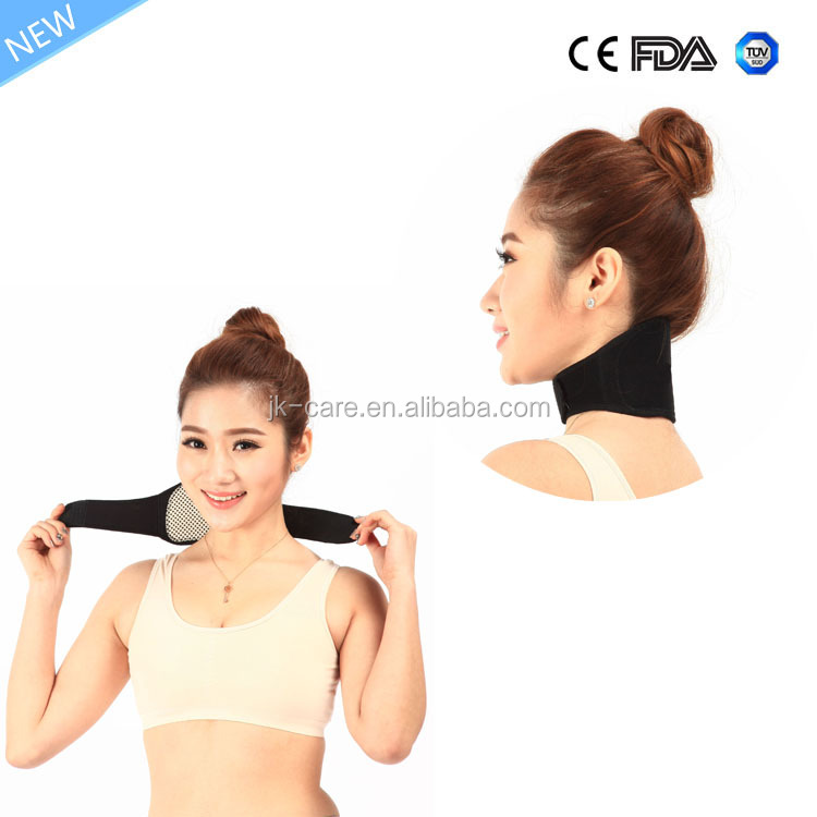 CE certified self heating neck support protector neck collar for neck muscle tension