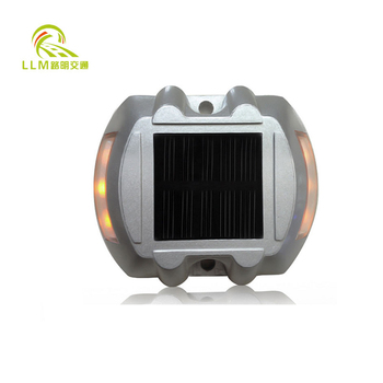 Commercial high grade aluminum solar led pathway road stud
