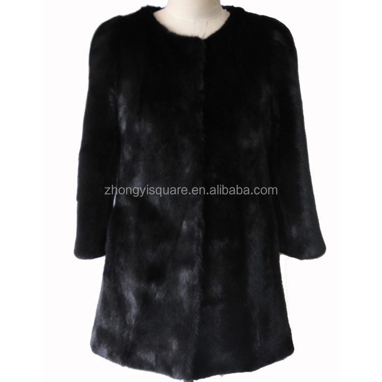 Pattern of latest style popular winter warmly mink fur prices