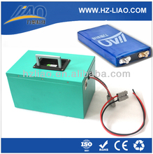 Factory price 36V20AH LiFePO4 battery for electric motorcycle / scooter / bicycle / tricycle