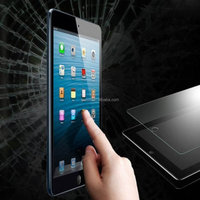 Explosion-proof Cover Round Edge screen protector for Ipad Mini 9h hardness tempered glass screen protector
