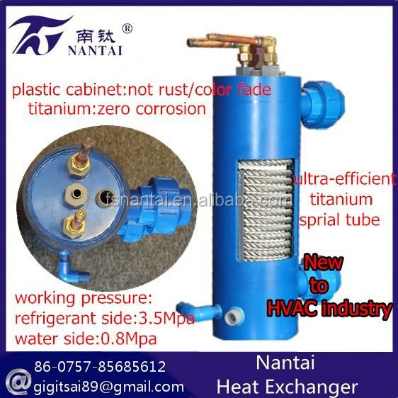 Теплообменник вода нн 22 что лучше битермический теплообменник или раздельный