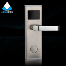 SUS304 electronic door lock for hotel