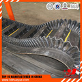 High quality cheap custom unloading angle belt conveyor belt and transporting equipment