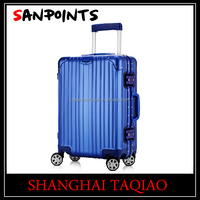 Aluminum Metal Suitcase Travel Bag Suitcase