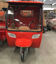 Chongqing Beiyi New style factory price 48V 50 A van cargo electric tricycle for sale in Chile