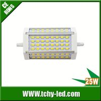 Hot product CRI80 r7s socket 118mm led lamps for Europe