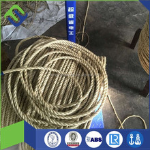 Factory Direct 3 Strand Twist Sisal Rope for packing