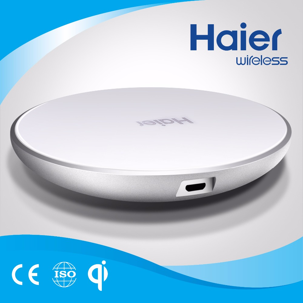 Haier Wireless Charging Fast Charger for Mobile Device