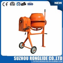 2016 Hot Sell Portable Most Popular Central Machinery Cement Mixer Parts
