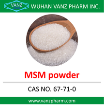 Vanz Pharm Supply MSM Powder Methyl Sulfonyl Methane