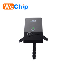 2018 hot sale high quality Wechip Mini C2 Projector Android Smart Portable New Hot Led projector 1000 Lumens Projector