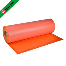 Qingyi wholesale high quality heat transfer flock roll