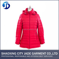 Best Sales High Quality Comfy Thin Down Jacket Women