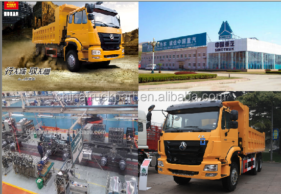 SINO TRUK 6X4 DUMP TRUCK/ TIPPER SALE Low price