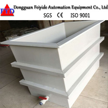 Feiyide Chromium Electroplating Tank with High Quality