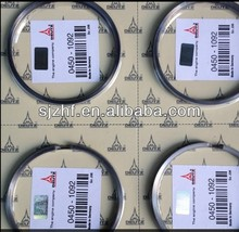deutz piston ring set 0450 1092 for 2012 diesel engine