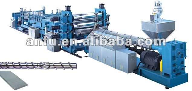 Hot sale PC Roofing Sheet machinery