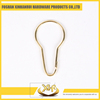 Gold 2.3 L69mm ID35mm curtain cover shower curtain hook