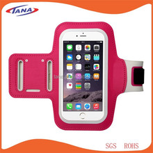 Hot Sale PU Neoprene Sports Running Armband for Iphone 6