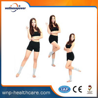 Bamboo Charcoal bandage colored elastic ankle support with high quality