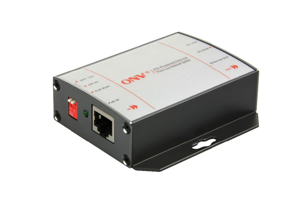 NEW 10/100M PoE Extender PoE repeater for 4k ip poe dome camera FOR SELL (PD3101)