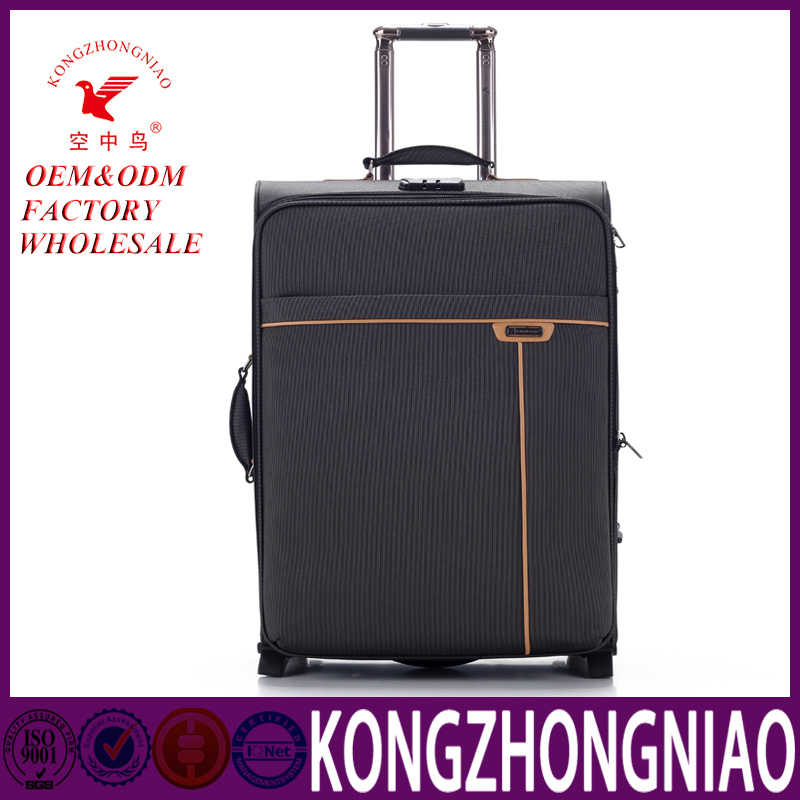 good quailty travel duffle bag luggage bag travel New product roller luggage bag with wheels
