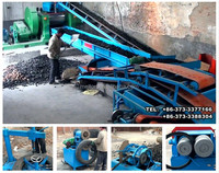 Waste Tire Rubber Powder Grinding Machine