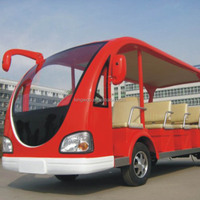 New Condition Mini Electric City Bus/Sightseeing Bus