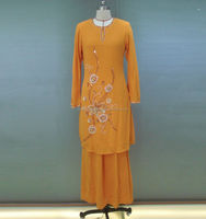 New fashion elegant baju kurung latest abaya designs 2014 dubai