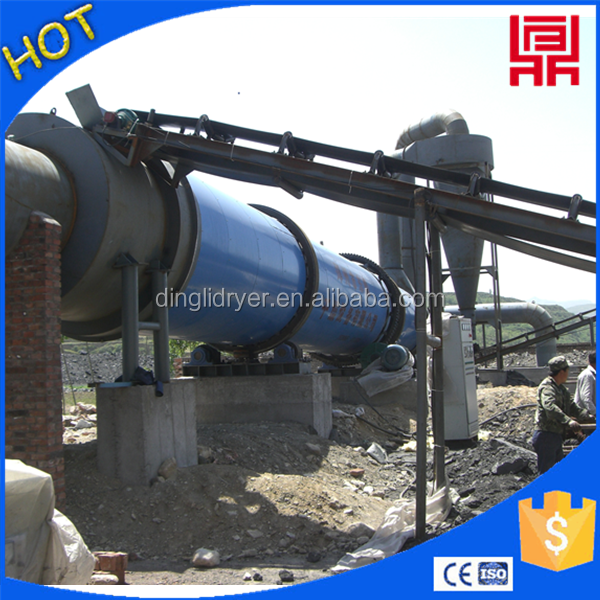 Factory quotation for rice grains rotary dryer sale to world