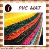 HOT Rolled MAT pvc coil door mats plastic anti slip vinyl cushion carpet mats floor