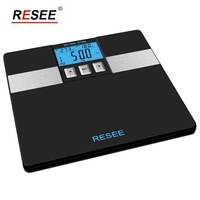 Digital body fat scale with BMI calculation function from China