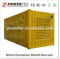 1.1 mva electric power plant 1100KW diesel power generator with top quality engine
